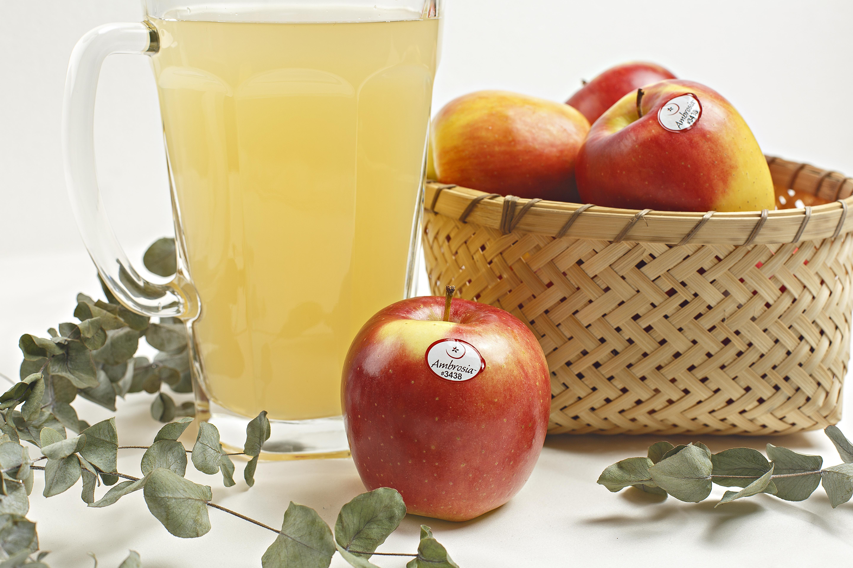 manzana de calidad